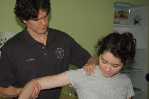 neck and back pain osteopathy